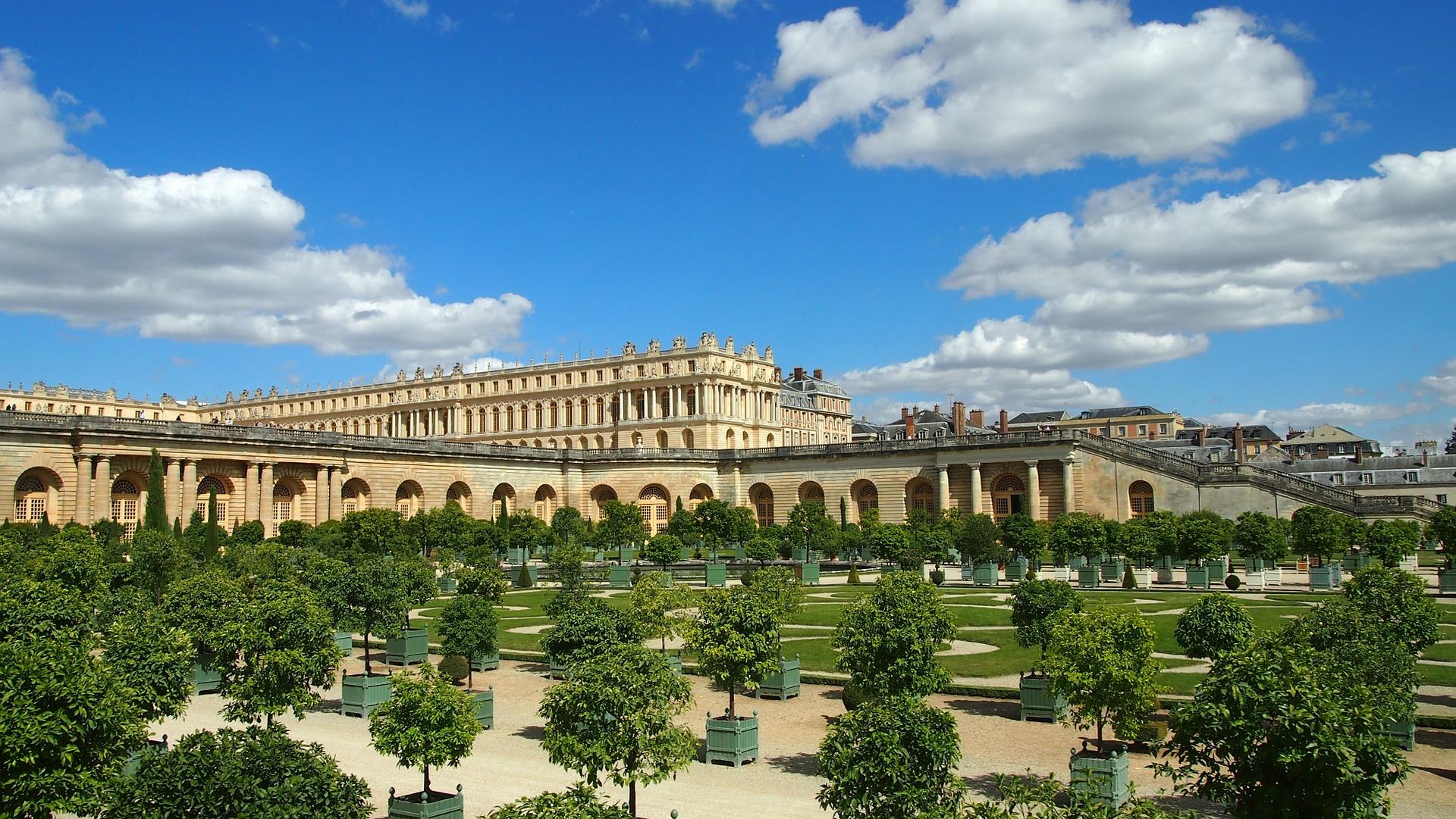 Versailles : à la rencontre des rois de France