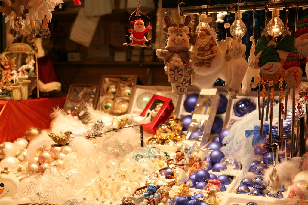 Strasbourg : le plus beau marché de Noël de France