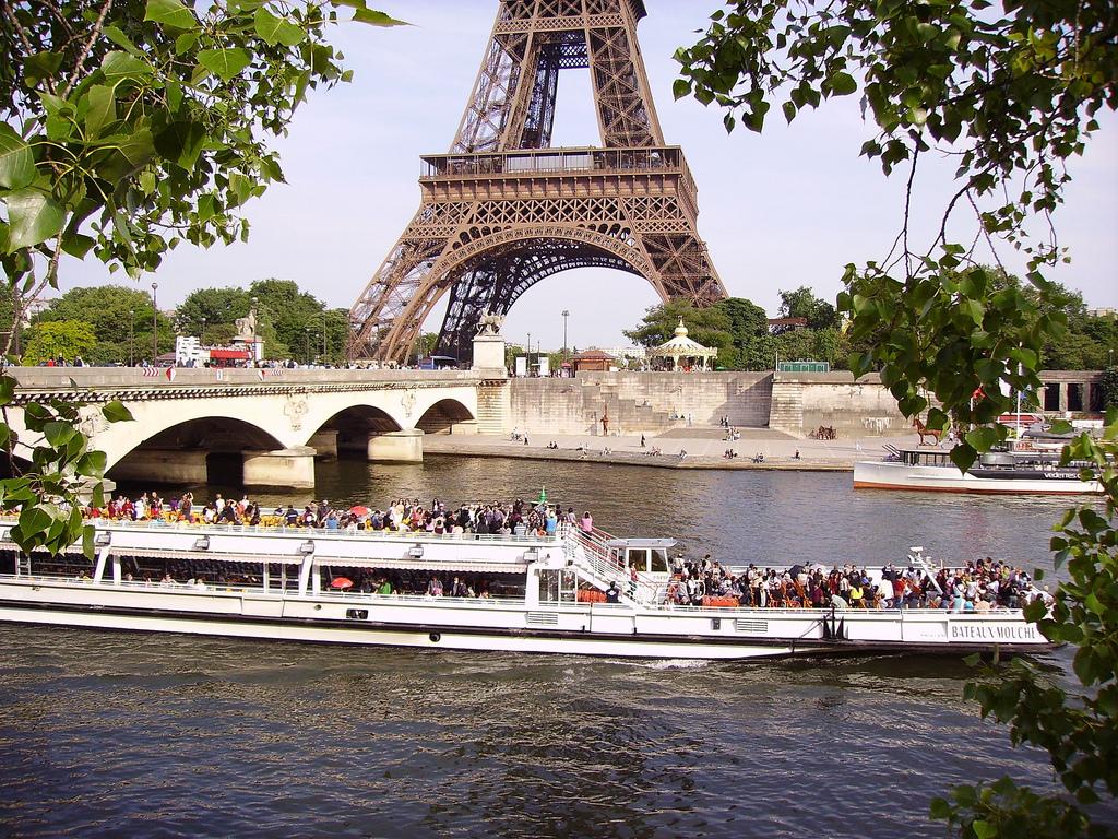 La croisière sur la Seine, un incontournable