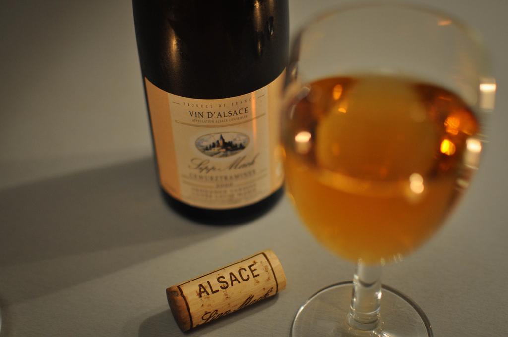 Les vins d'Alsace et leurs 7 cépages