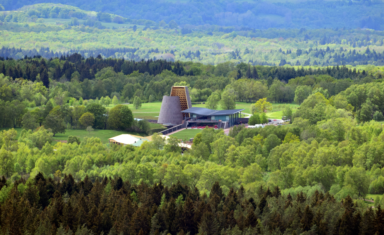 Vulcania, au cœur des volcans d'Auvergne