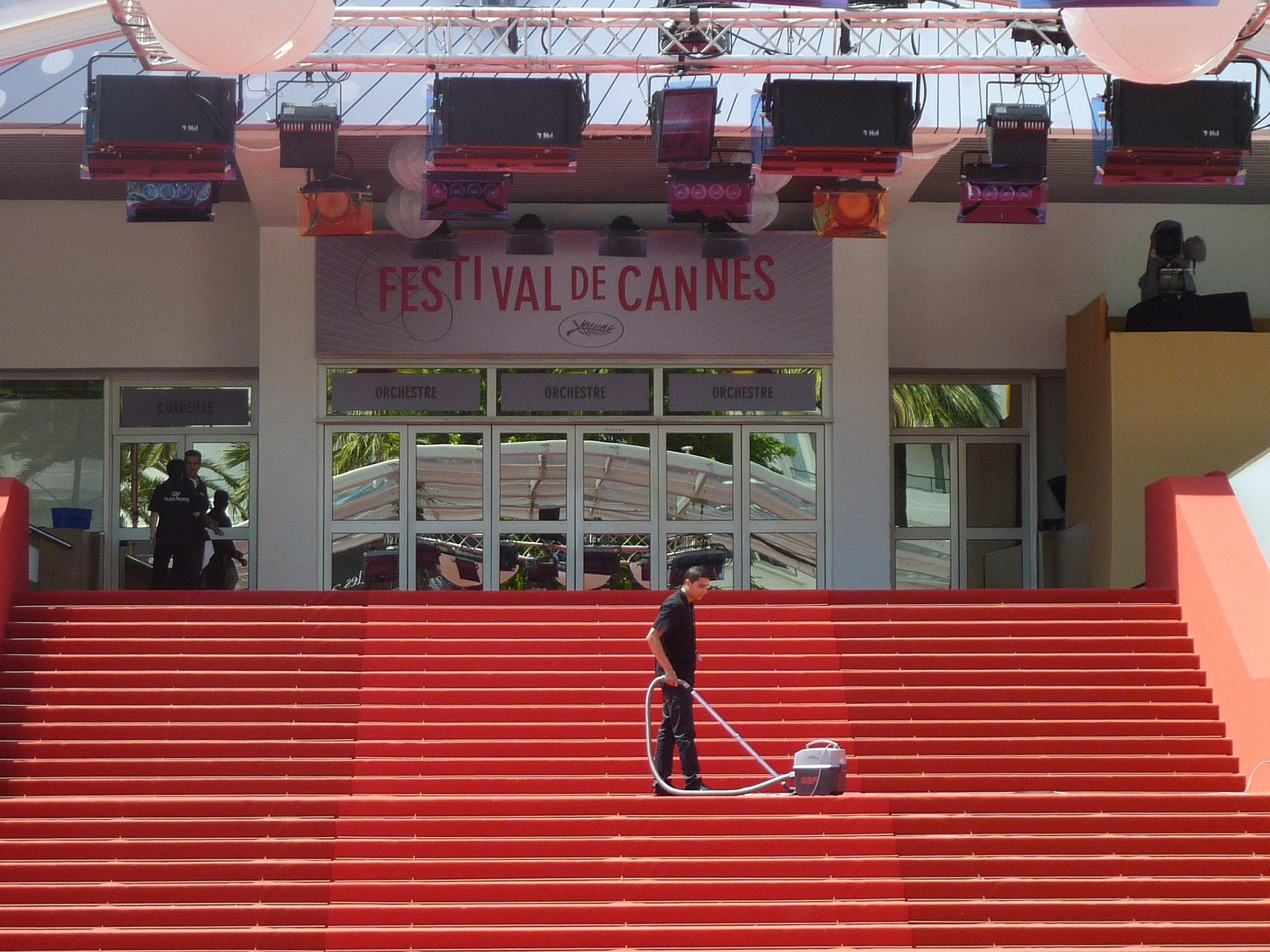 Cannes, la ville du cinéma