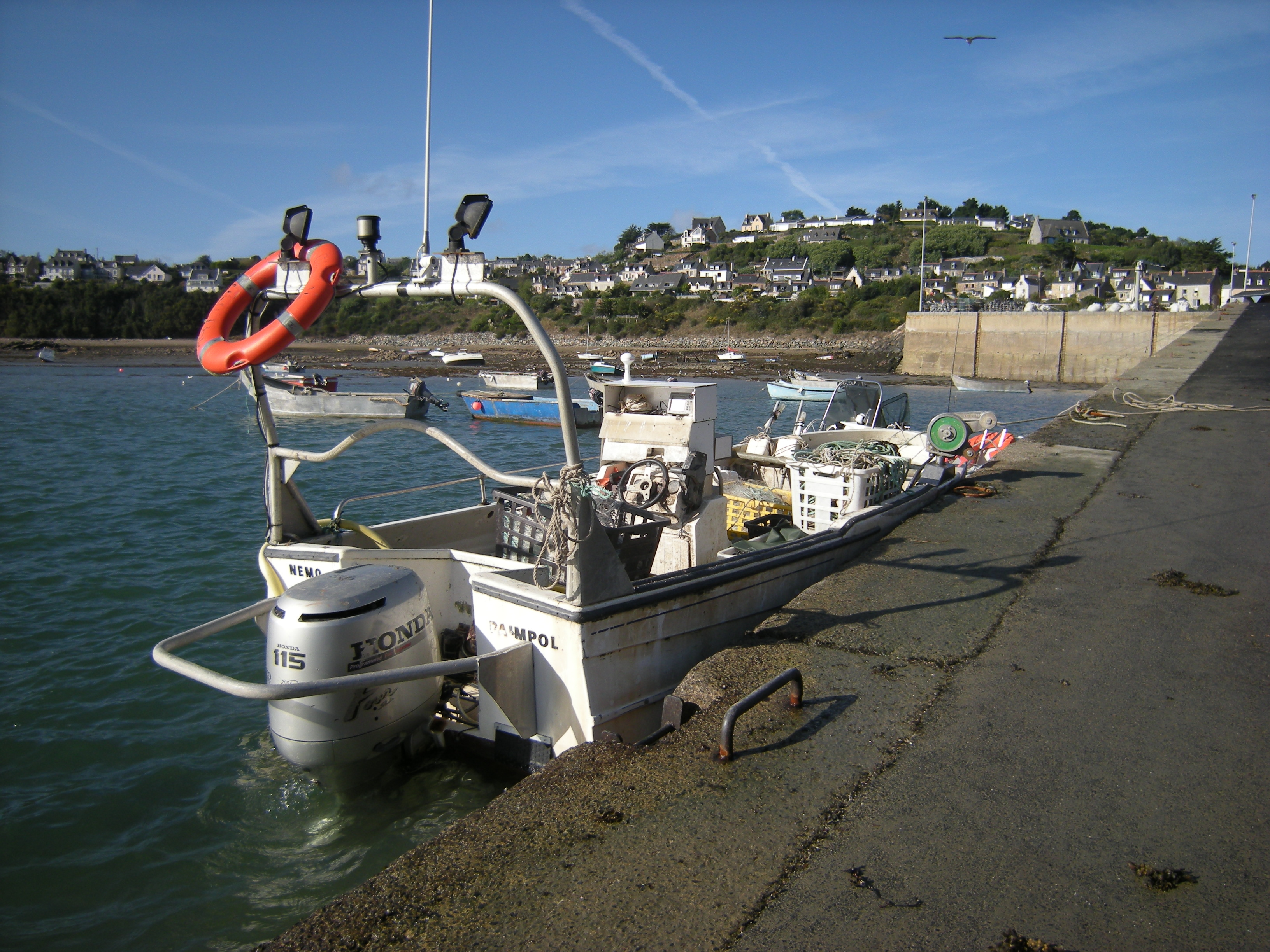 Tout savoir sur la pêche bretonne
