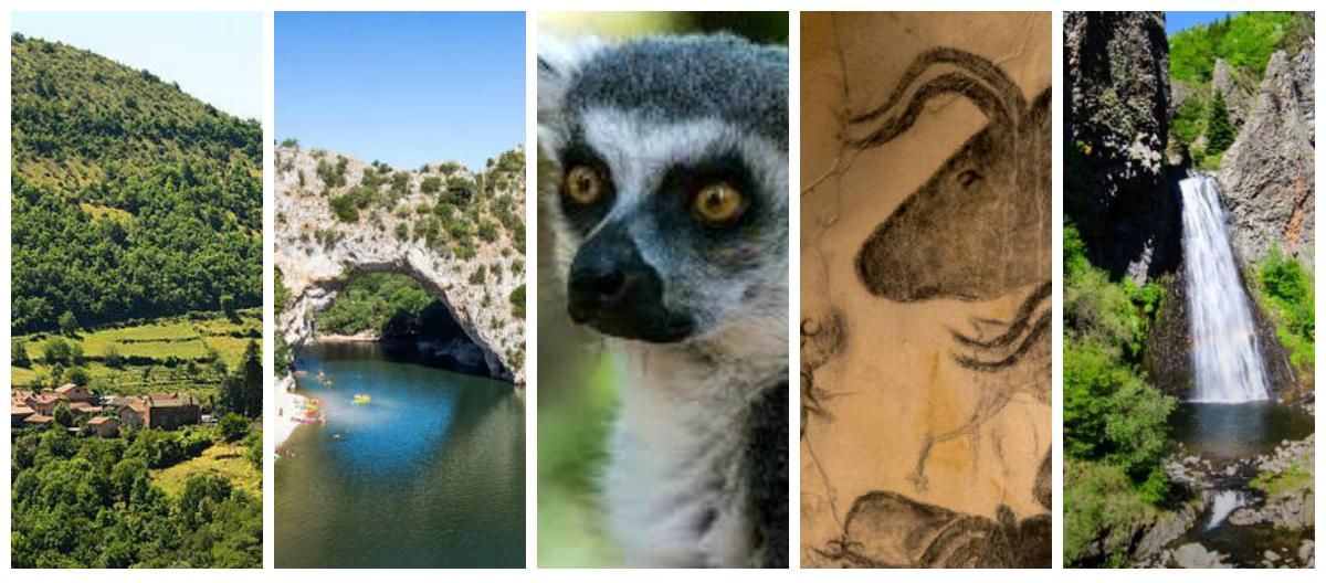 Destination Ardèche : 5 spots incontournables à voir