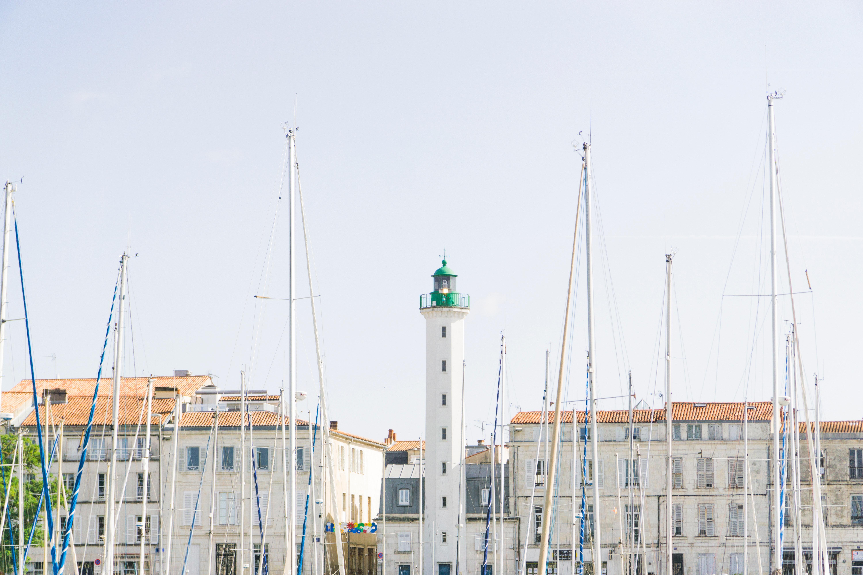 Partir en vacances à La Rochelle
